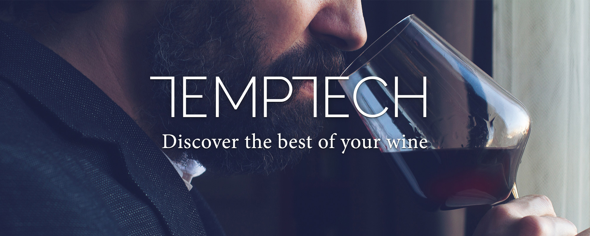 Temptech - Discover the best of your wine